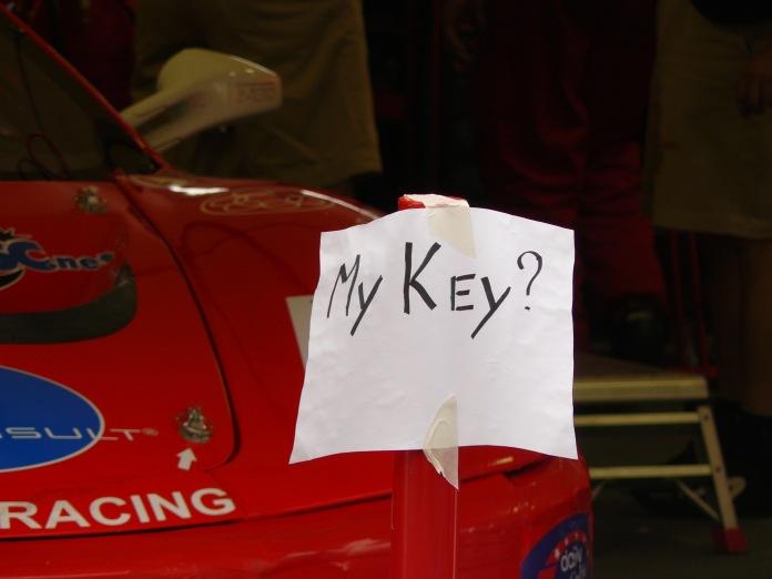 My Key?