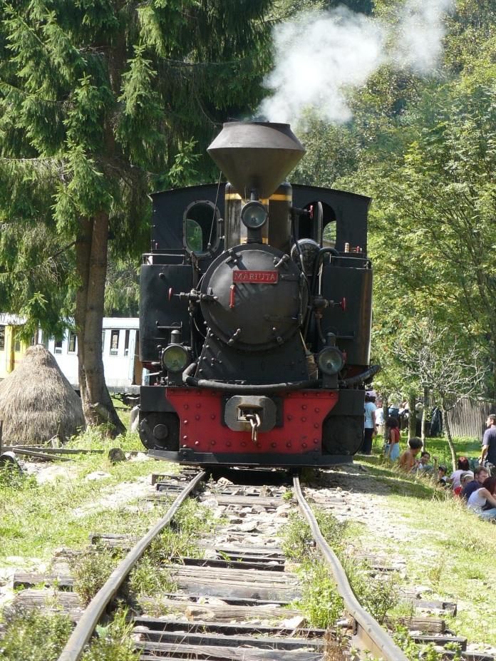 trenul de Franta