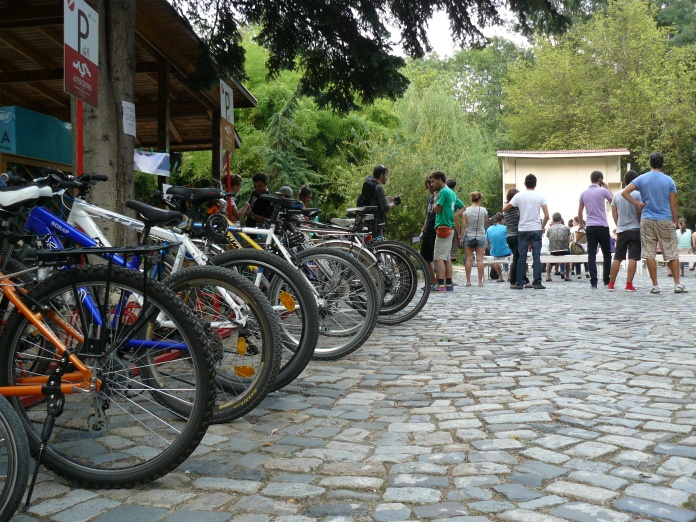 Bike In - Parcul Herastrau