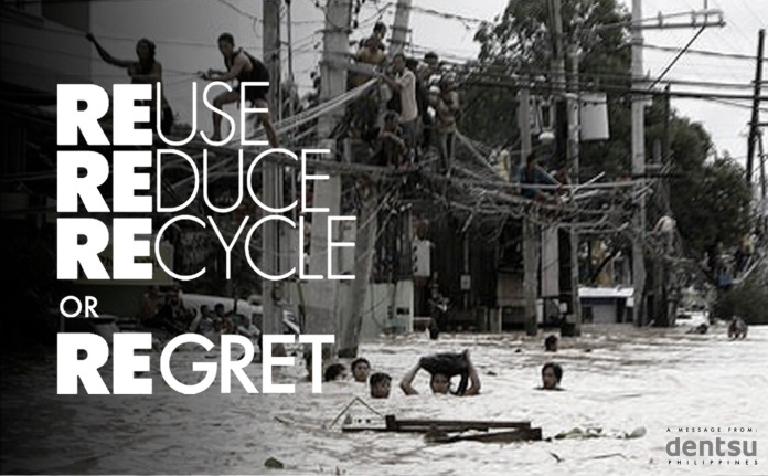 Reuse, reduce, recycle or regret