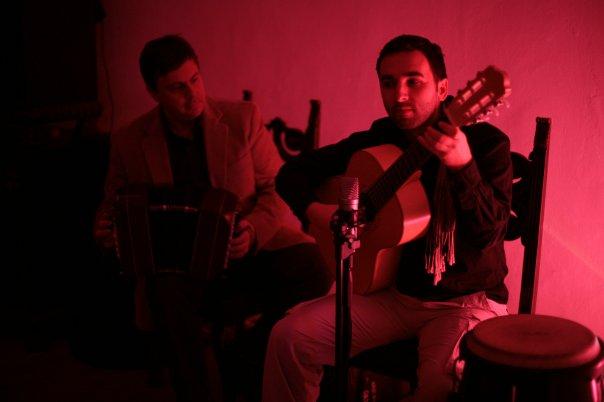 Matasari 17, seara de Tango