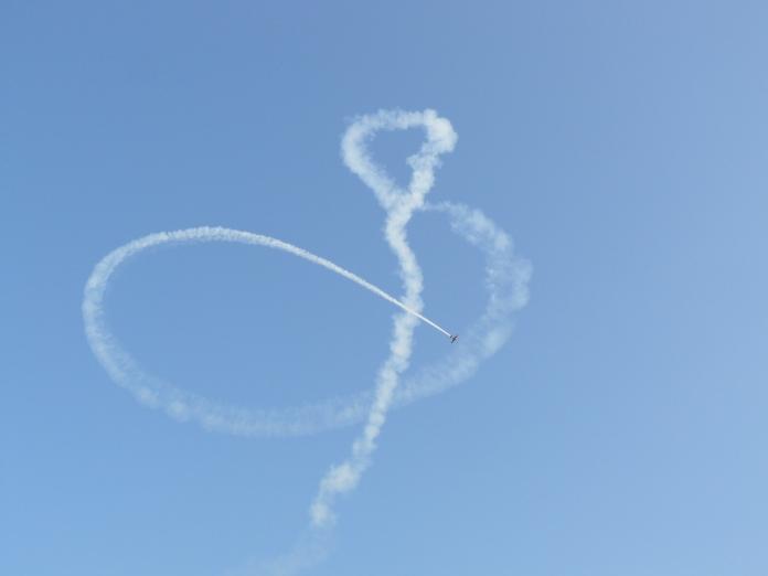 Nota muzicala pe cerul de la Sirnaville