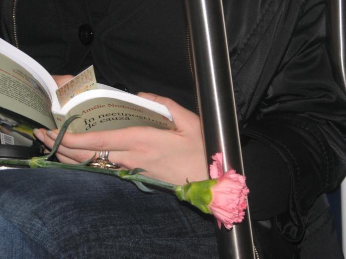 Carti si flori la Lecturi Urbane, 2 Martie 2010