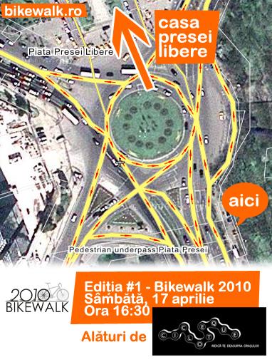 Afis Bikewalk 2010