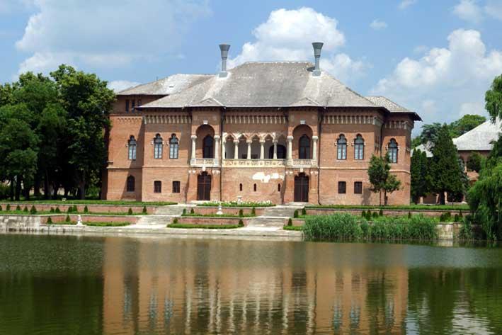 Foto Palatul Mogosoaia