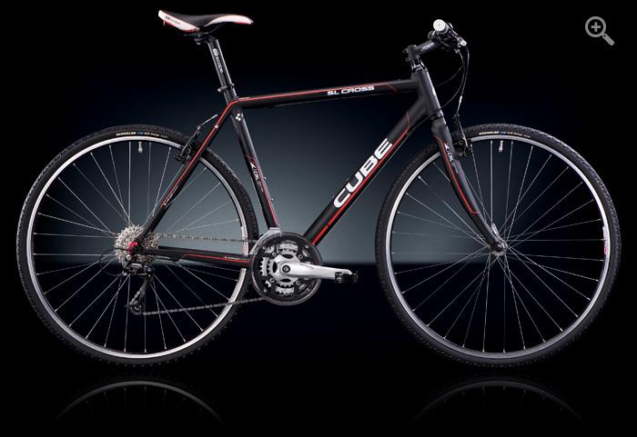 Foto Bicicleta Cube Sl Cross Comp