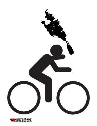 Foto Biker Throwing Molotov