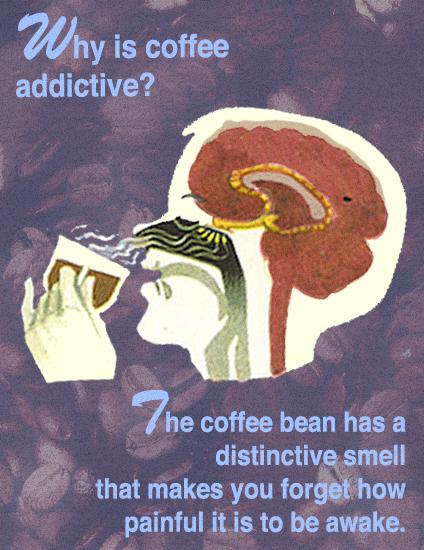 Foto de ce creeaza cafeaua dependenta