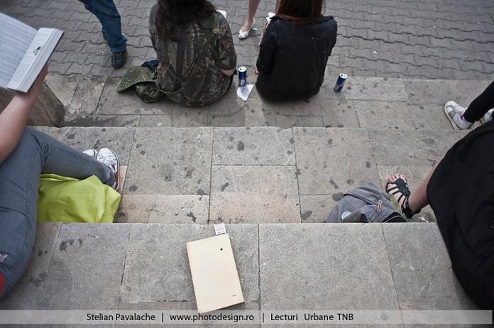 Foto Lecturi Urbane Universitate loc liber