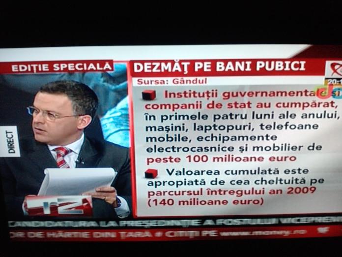 Foto Stiri Realitatea TV