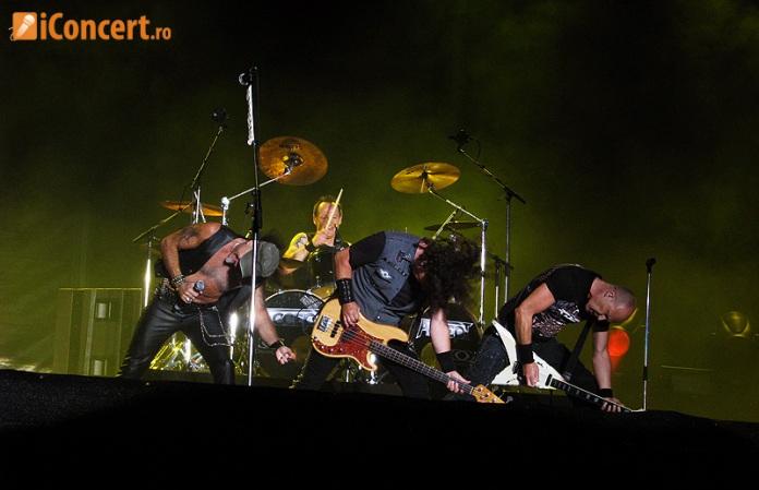 Foto concert Accept la Sonisphere Bucuresti