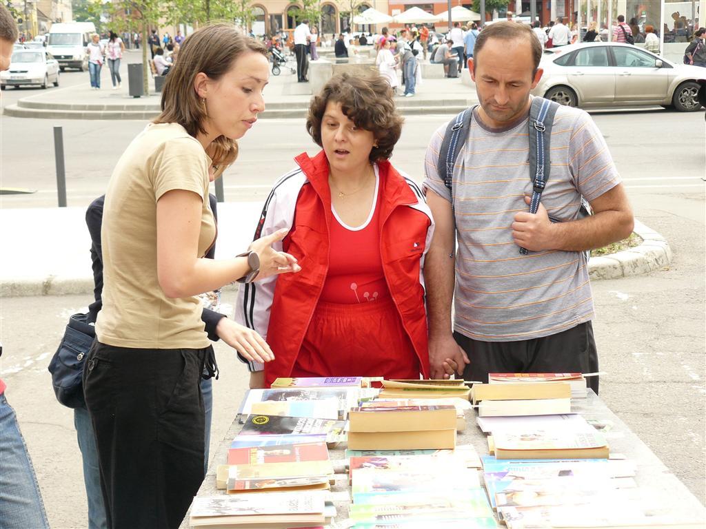 Foto Lecturi Urbane a la Cluj
