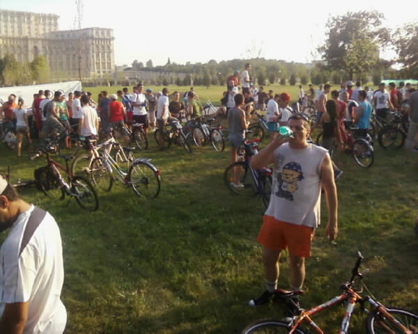 Foto la final de Bikewalk