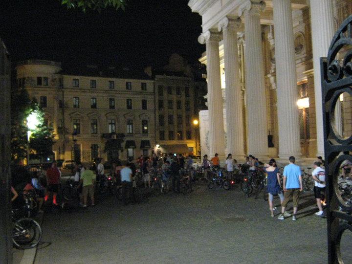Foto Bikewalk la Ateneu