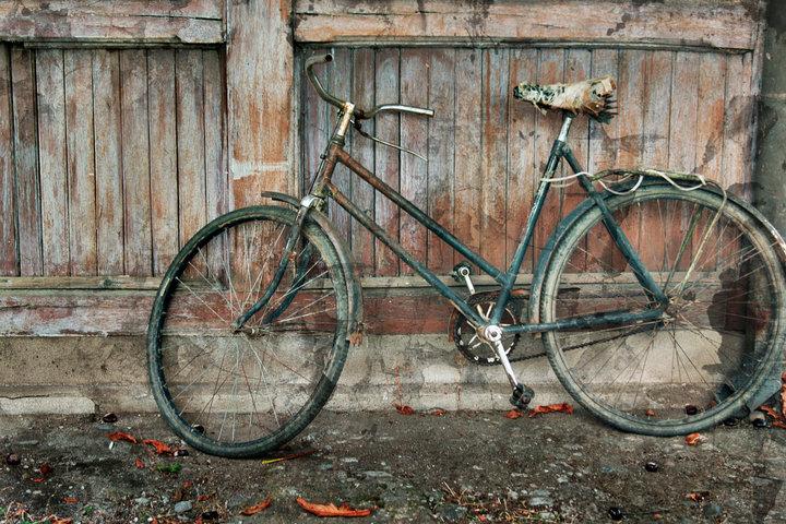 Foto bicicleta tacuta