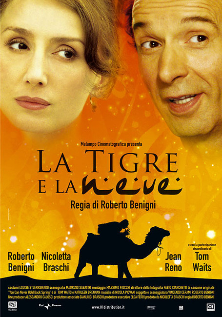 Foto imagine afis La Tigre et la neve - Roberto Benigni