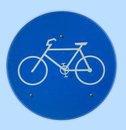Logo Drumul Bicicletei