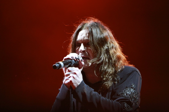 Foto Ozzy Osbourne concert Bucuresti Romania Zone Arena