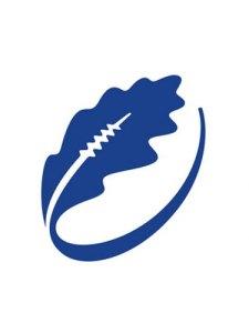 Logo Federatia Romana de Rugby - FRR
