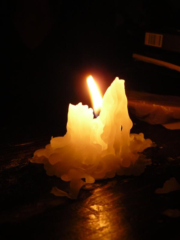 Foto lampa cu gaz