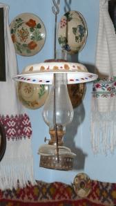 Foto - lampa cu gaz