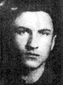 Foto Ion Gvrila Ogoranu in tinerete - Portretul luptatorului la tinerete