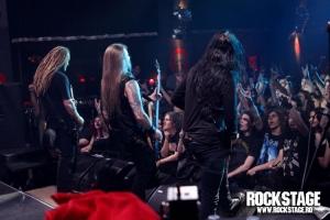Foto recenzie concert Dark Tranquillity