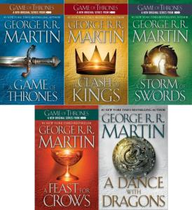 Coperti - seria A Song of Ice and Fire