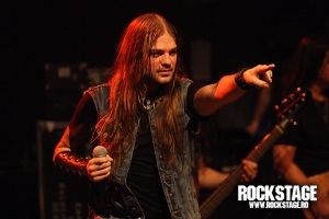 Fotografie concert Iced Earth