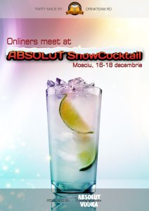Afis SnowCocktail