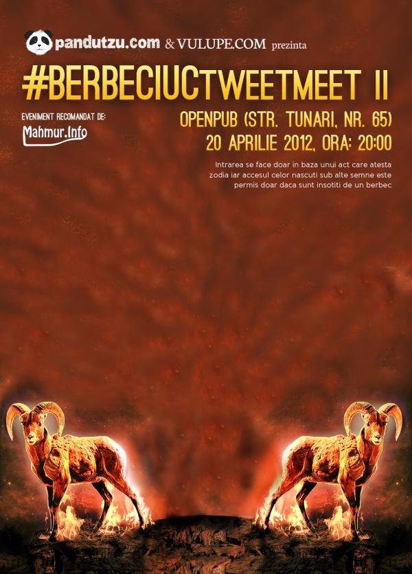 Berbeciuctweetmeet Editia 2012