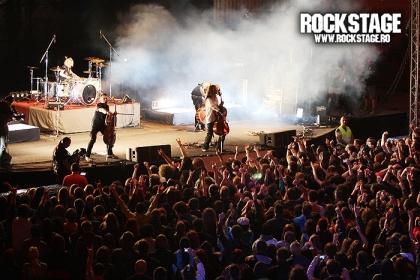 Concert Apocalyptica Arenele Romane