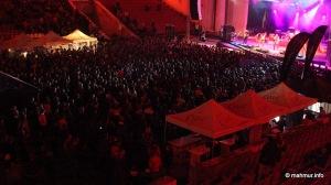 Recenzie concert Rezident EX la Arenele Romane Bucuresti
