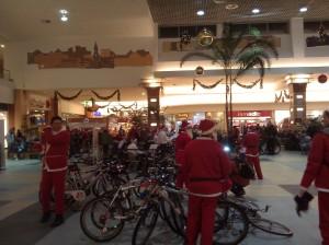 CicloMos - Mas Craciun pe bicicleta